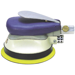 Non-Dust Suction Type Double Action Sander
