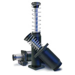 A2 - A3 Series Large Adjustable Shock Absorbers for Heavy industry