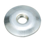 Vertical Pipe Fittings - Cosmetic Washers (Electro Galvanized/Stainless Steel/Hot Dip Galvanized)