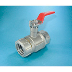 Tube Expansion Fitting for Stainless Steel Pipes, BK Joint, Ball Valve (Regular Port Type)