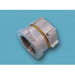 Tube Expansion Fitting for Stainless Steel Pipes, BK Joint, Female Adapter Socket 316
