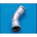 Press Molco Joint 45° Elbow, for Stainless Steel Pipes