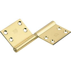 195K, Combination Front Attachment Flag Hinge