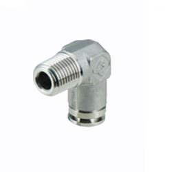 Fittings for Stainless Steel Tube - Single-Touch Male Elbow -