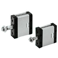 Space Saving Type Flat Cylinder Demi-Compact FCD Series