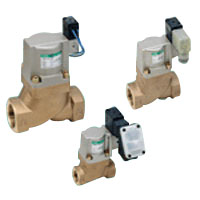 Air operated type 2 port valve Solenoid valve type SVB *A series