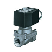 [Fully Stocked Items] Pilot Kick Type 2-Port Solenoid Valve General-Purpose Valve APK11 Series