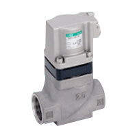 Air Operated 2 Port Cylinder Valve SAB*S Series