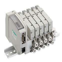 Wire-Saving Manifold, M3/4GE1–3R-T*(D) Series, Unit