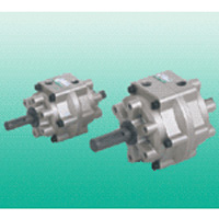 Small Selex Rotary Vane Type RV3 Series