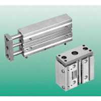 Cylinder STS series with guided complex function