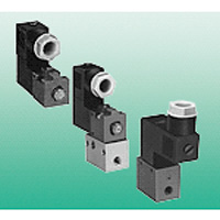 Unit pilot system 2/3/5 port connection valve microseal P/M/B series