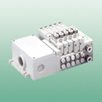 Wire-Saving Manifold, MW3/4GA2-T1/2/3/5/8 Series Electromagnetic Valve, Unit