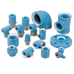 Pre-Seal Core Fitting Normal Type Union for Connection of Lining Steel Pipes