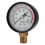 Vertical Type Pressure Gauge