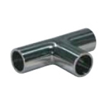 Sanitary Fittings Mini Size Parts MTE-W Mini Tees