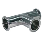 Sanitary Fitting, Ferrule Part, TE-F, Ferrule Tees