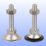 Adjuster with Standard Base Plate, Small Diameter Type, D-F/D-F-C