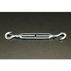 [Stainless Steel] Safety Turnbuckle [Hook] EA638CF-9A