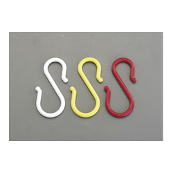 S-Type Plastic Hook (5 pcs) EA638DY-213