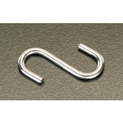 [Stainless Steel] S Hook (5 pcs) EA638EG-25