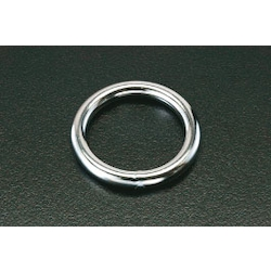 [Stainless Steel] Round Ring EA638JC-4