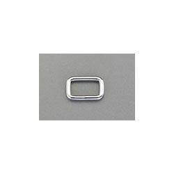 [Stainless Steel] Square Ring EA638JD-25