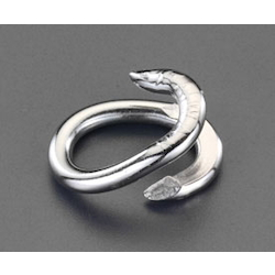 [Stainless Steel] Rope Ring EA638JN-21