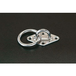 [Stainless Steel] Pad Eye with Round Ring EA638MB-1