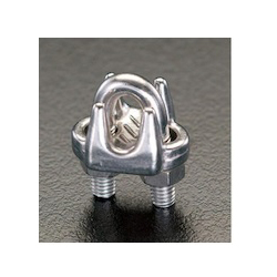 [Stainless Steel] Wire Rope Clip EA638RB-6