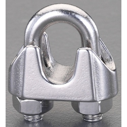 [Stainless Steel] Wire Rope Clip EA638RZ-6