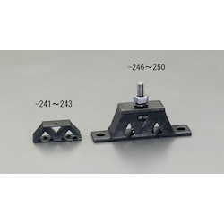 [Mountain-shaped] Anti-Vibration Rubber EA949HS-243