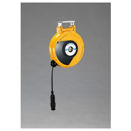 Automatic Flame-Resistant Air Hose Reel (10m) EA124BJ-6.5A
