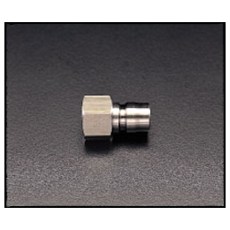 Stainless Steel Female Threaded Plug for Medium Pressure EA140AE-2