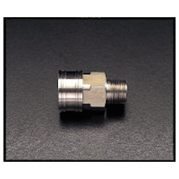 Stainless Steel Male Threaded Socket for Medium Pressure EA140BG-3