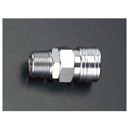 Male Threaded Socket (Type 40) EA140DH-15