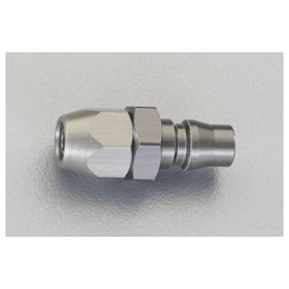Coupler (for Air, Plug for Urethane Hose) EA140FB-6.5