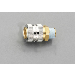 Coupler (Brass/for Urethane Hose) EA140GA-2