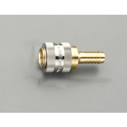 Coupler (Brass/for Urethane Hose) EA140GC-10