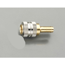 Coupler (Brass/for Urethane Hose) EA140GC-6