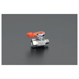 Mini Ball Valve (Stainless Steel) EA425CB-1