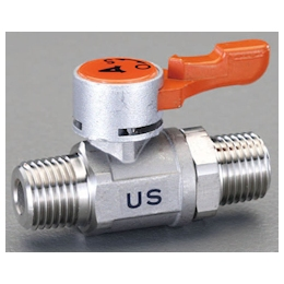 Mini Ball Valve (Stainless Steel) EA425CC-3