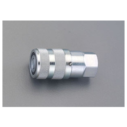 Female Threaded Socket for Hydraulic (Non-Spill Mechanism) EA425DS-6