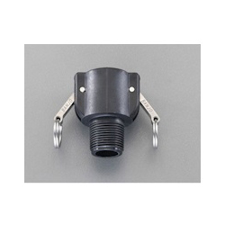 Male Thread Coupler (Polypropylene) EA462BR-12