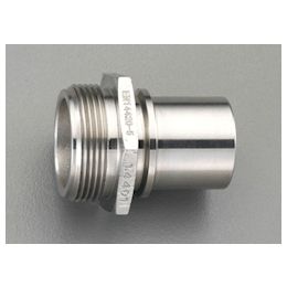 Male Thread Hose Stem (Stainless) EA462EC-12