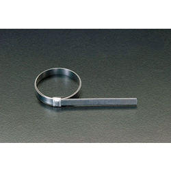 Heavy-Duty Double Winding Stainless Steel Clamp EA463BD-35