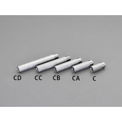 Single-Threaded Nipple (Stainless) EA469CA-20A
