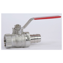Ball Valve [Stainless Steel] EA470AM-6