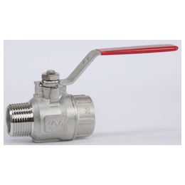 Ball Valve [Stainless Steel] EA470AN-6