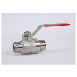 Ball Valve [Stainless Steel] EA470AR-10